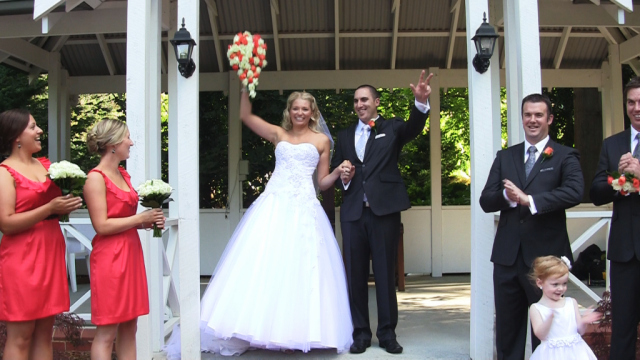Flying Samurai Productions - Wedding Videography - Aimee - Sample 1