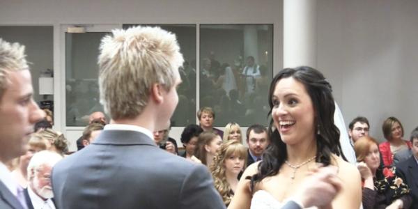 Flying Samurai Productions - Wedding Videography - Kym - Sample 4