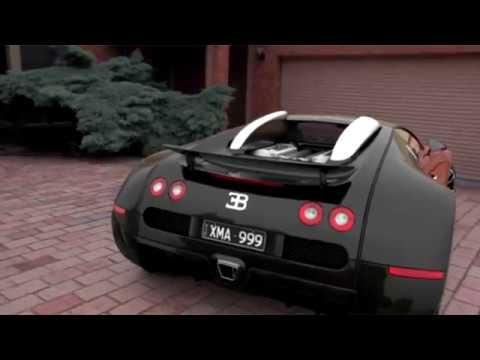 Bugatti Veyron Home Visit – 3D Animation